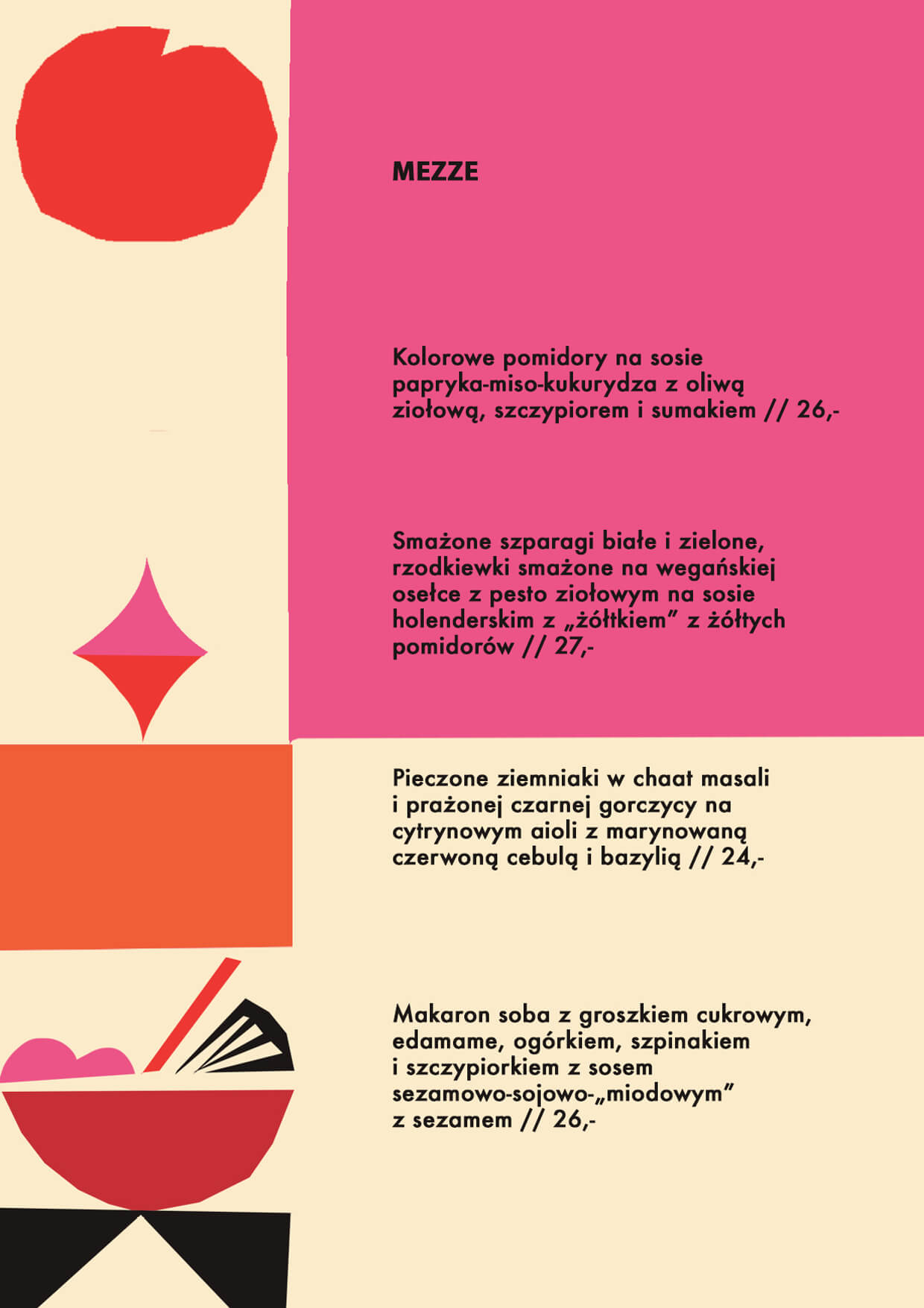 peaches menu